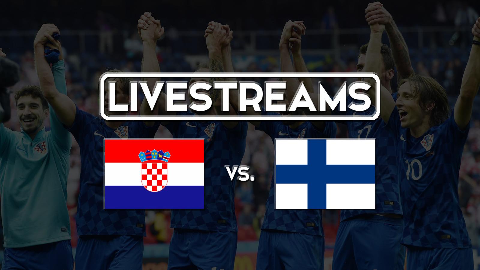 kroatien finnland live stream