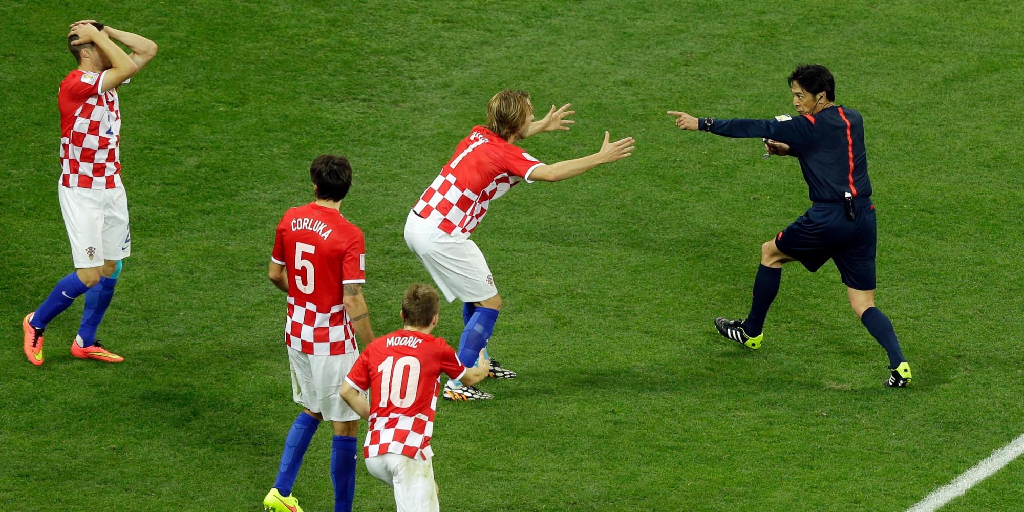 Offiziell: Kroatien mit Freundschaftsspiel gegen Brasilien ...